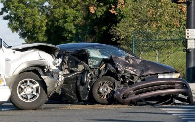 Virginia Beach, VA – Two Injured in Two-Car Crash at Indian River Rd & Chesterbrook Dr in Stumpy Lake