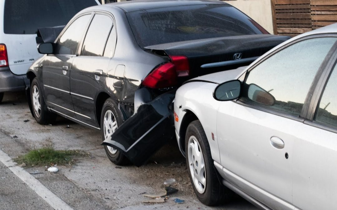 Norfolk, VA – Two-Car Wreck on I-264 at Campostella Rd Results in Injuries